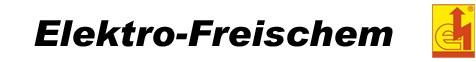 Logo Elektro Freischem