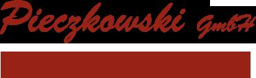 Logo Pieczkowski GmbH