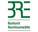 Logo BRE Burkard Rechtsanwälte